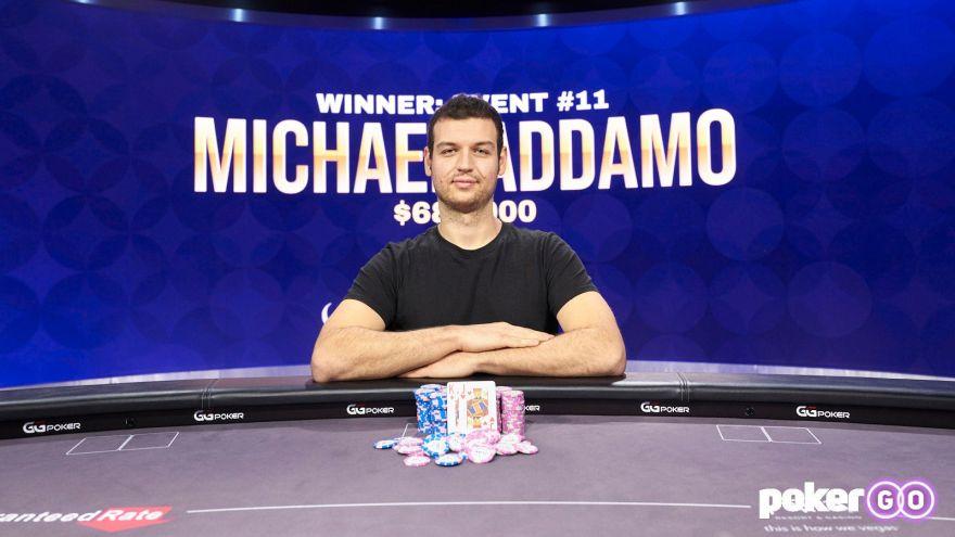 Michael Addamo wins Poker Masters $100k Event 11 for $680,000