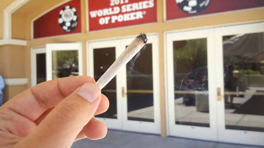Nevada Legalise Public Consumption Of Cannabis As WSOP 2021 Begins