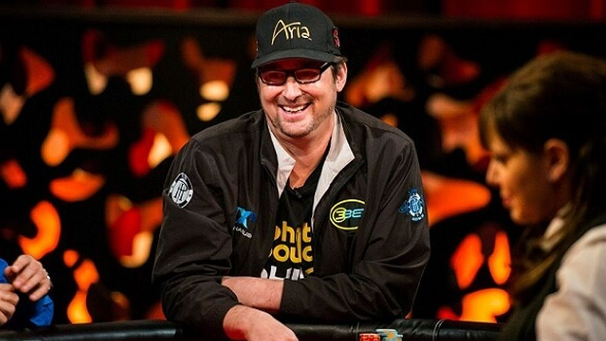 Phil Hellmuth Declines to Start $400,000 Aria Prop Bet