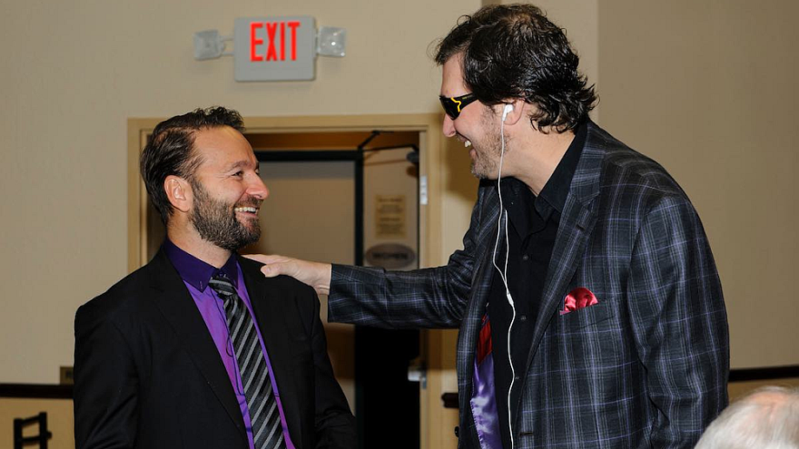 Rematch Date Set for Phil Hellmuth and Daniel Negreanu High Stakes Duel