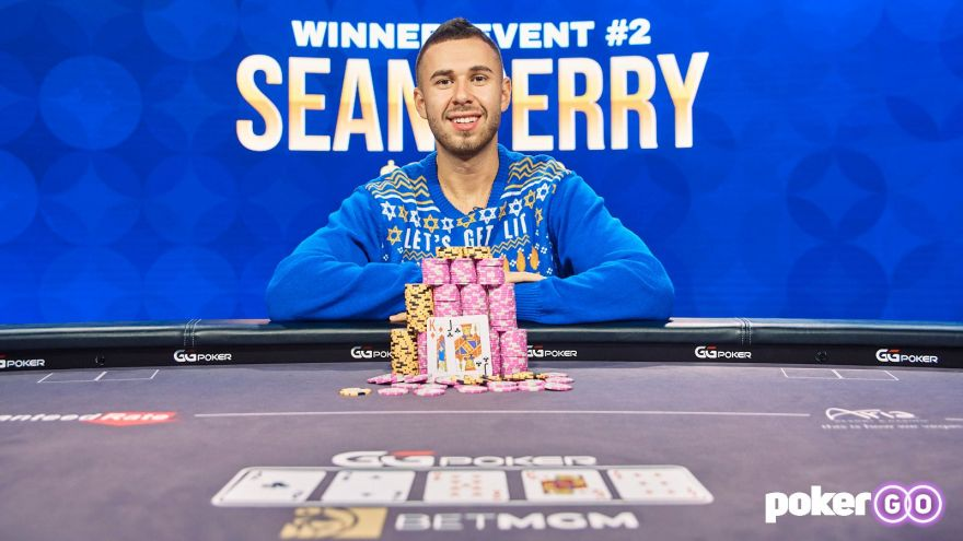 Sean Perry wins Poker Masters Event 2 for $206,400