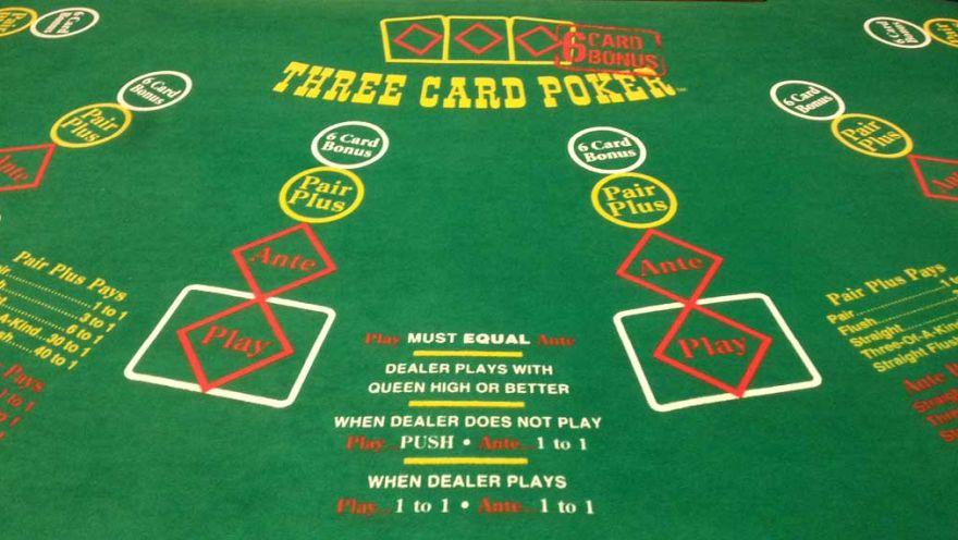 The 3-Card Poker Hit in Japan