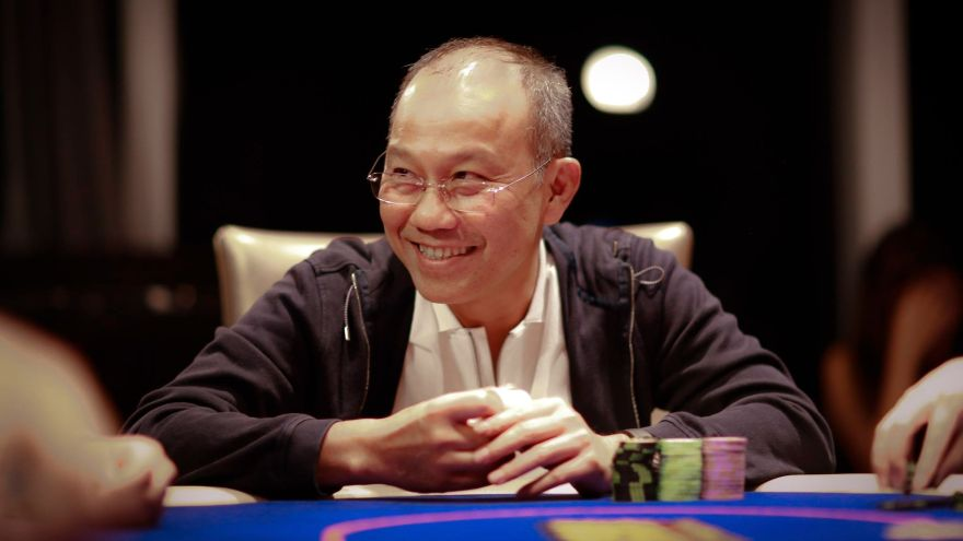 The Asian $Billions at the Triton Poker Table
