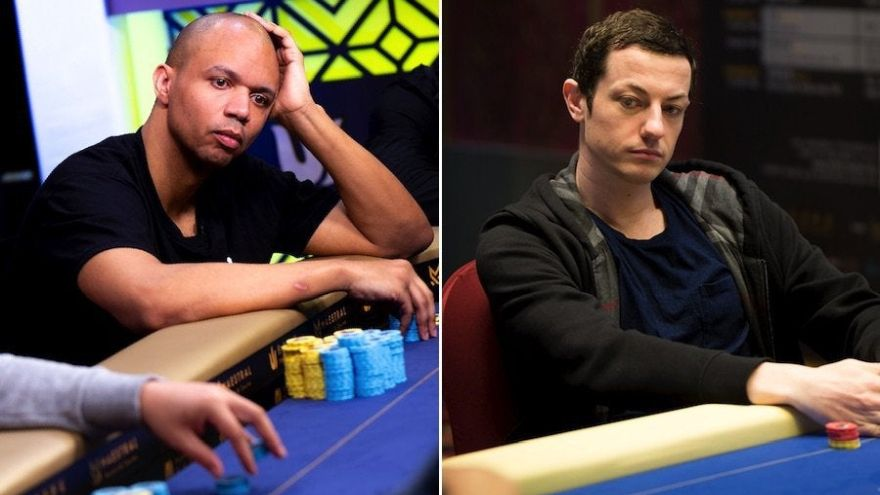 Tom Dwan Versus Phil Ivey Heads-up Could Become a Reality Next Month