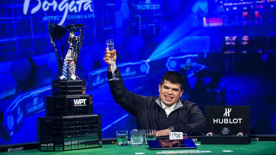 Veerab Zakarian wins WPT Borgata Winter Poker Open Title for $674,840