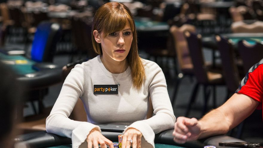 Why are Online Poker Sites Losing Sponsored Players? Kristen Bicknell Leaves partypoker