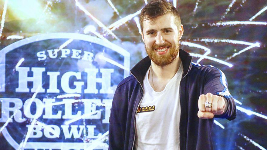 "Wiktor ""Limitless"" Malinowski wins SHRB Europe Main Event for $3,690,000"