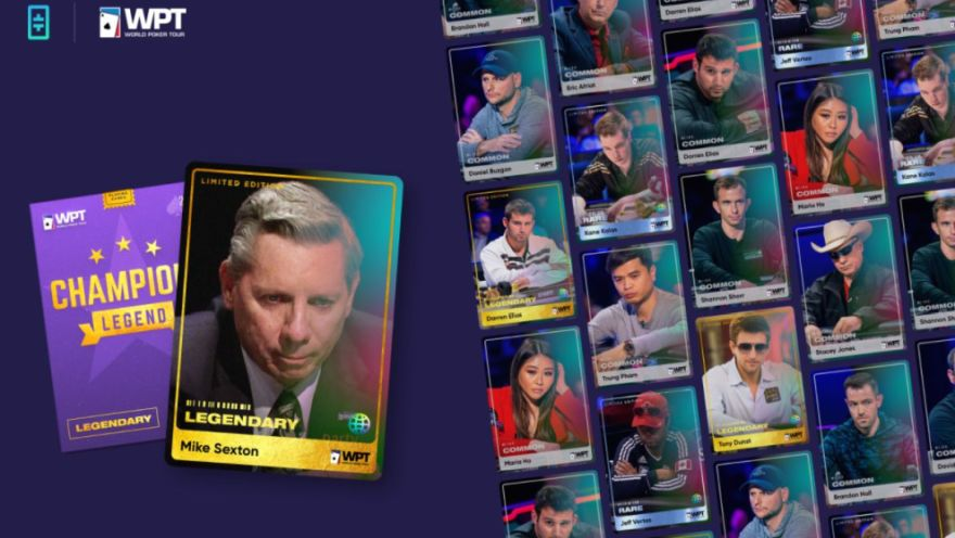 World Poker Tour Launches World's First Real Time NFT Marketplace