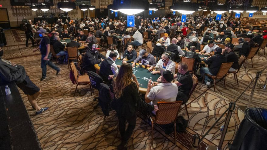 World Series of Poker Kicks Off - Vaccination Status Checks Not Quite Hitch Free