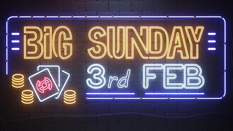 HighStakes BIG Sunday Feb 2019