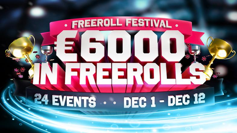 HighStakes Freeroll Festival