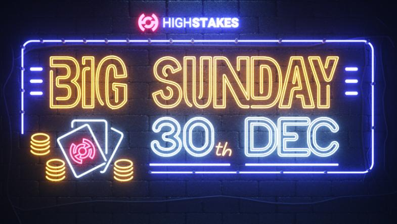 HighStakes Big Sunday