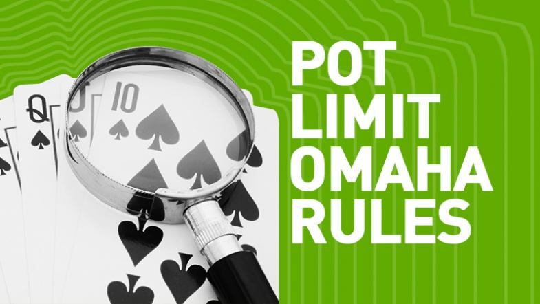 Pot Limit Omaha Rules