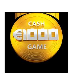€1,000 Cash