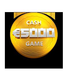 €5,000 Cash