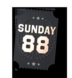 Sunday 88 Entry
