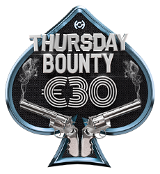 Thurs €30 Bounty