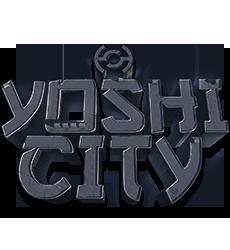 Yoshi City €1
