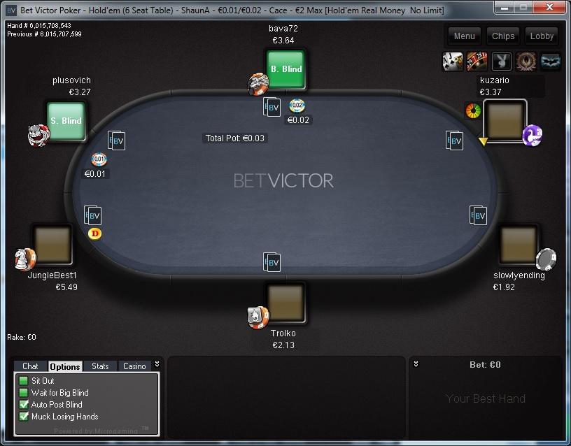 BetVictorscreenshot thumbnail