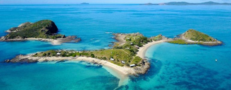$17million Island was Once Won in a Poker Game for £60