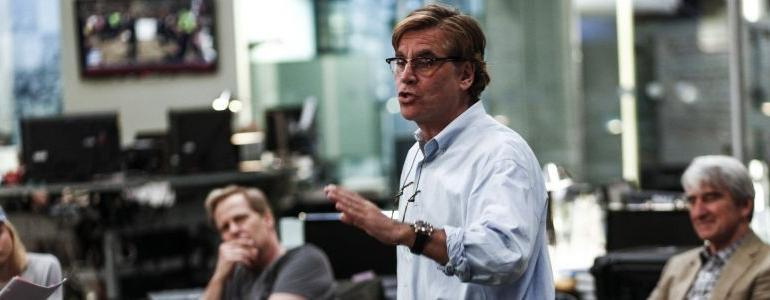Aaron Sorkin: Molly's Game is Not a Poker Movie