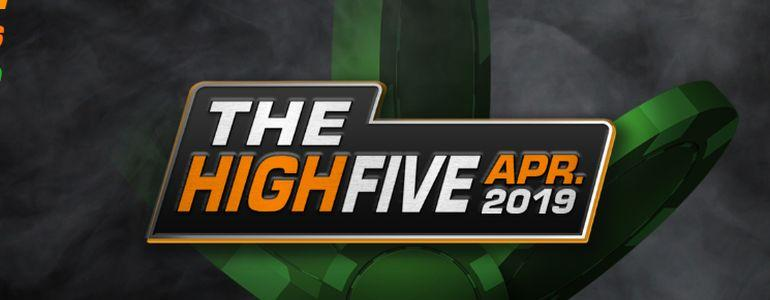 ACR Has High Expectations for $1.3million High Five Series