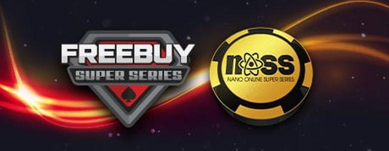ACR Run Double Super Series Festival for Micro Stakes and Freeroll Players