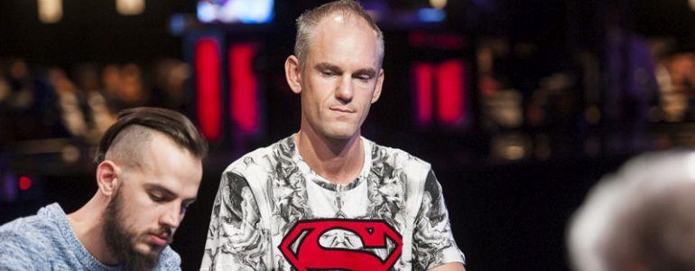 Allen Cunningham Wins The First WSOP Event $250 Daily Deepstack