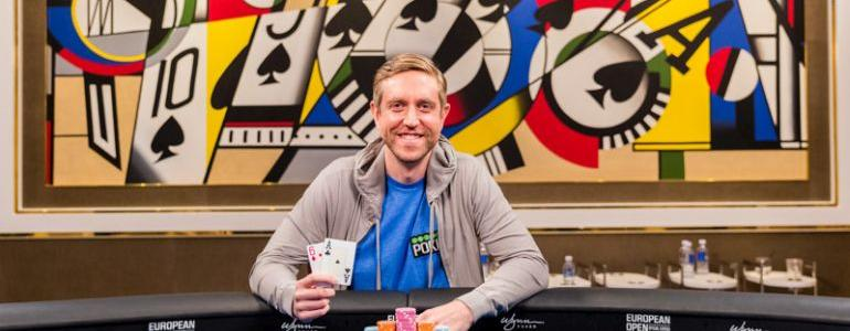 Andrew Neeme Tops Gamers to Win Sixth Battle Royale at European Open