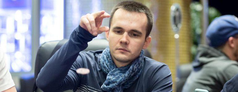Anton Wigg Accuses Mikita Badziakouski of Collusion in $10K WSOP Circuit Event