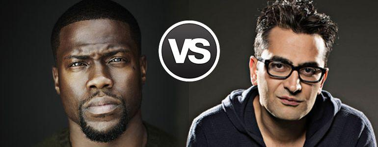 Antonio Esfandiari Gears Up for Grudge Boxing Bout With Kevin Hart