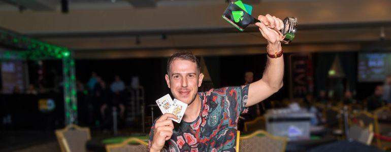 Athanasios Tavlas Crowned Mini Irish Open Champion 2019