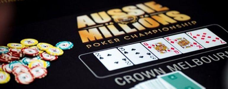 Aussie Millions Kicks Off on January 17th
