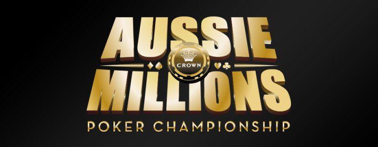 Aussie Millions Schedule Release: No $250k Challenge!