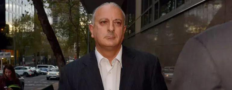 Aussie Pro Bill Jordanou Pleads Guilty to $72million Ponzi Scheme