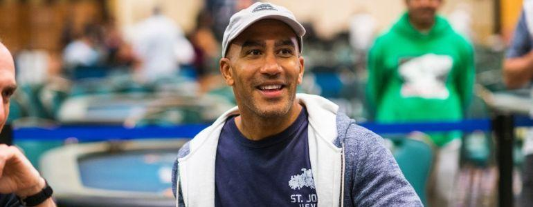 Bill Perkins Crushing High-Stakes Draft Action for Super High Roller Bowl