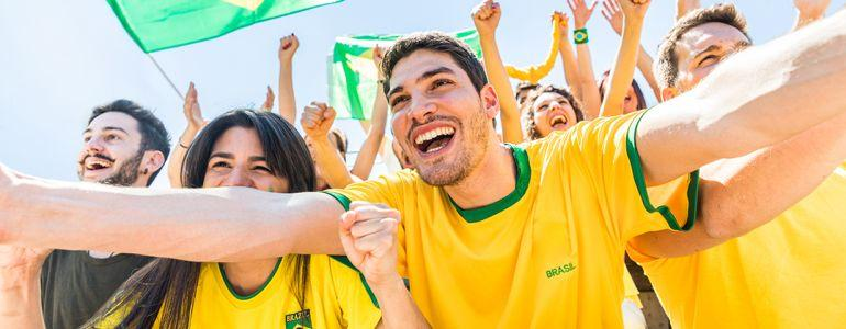 Brazilian Players March to the partypoker Samba Beat in POWERFEST