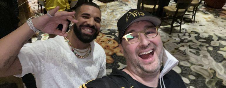 Can Phil Hellmuth Avoid The Drake Curse?