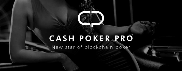 Cash Poker Pro ICO Launch