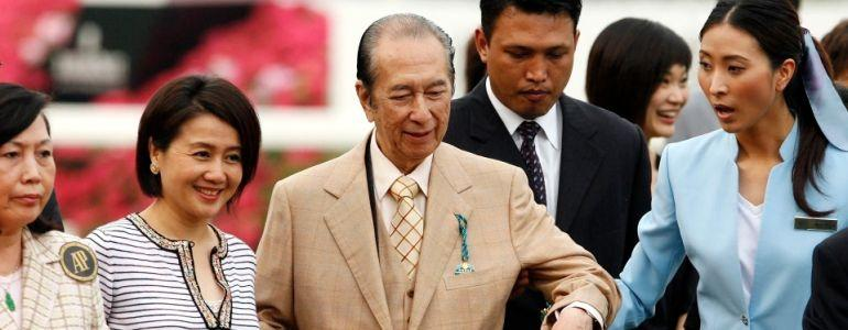 Casino Mogul Stanley Ho Dies at 98