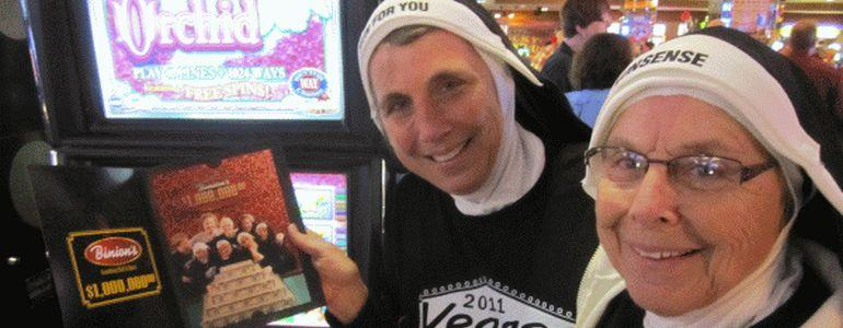 Catholic Nuns Run It Up in Vegas with $500,000 of Stolen Money
