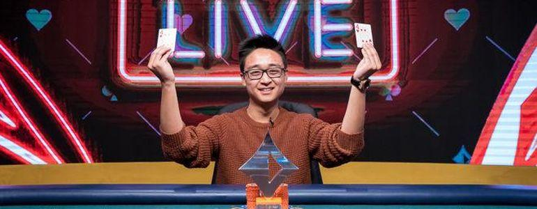 Chi Zhang Wins the €50K Super High Roller at the PartyPoker MILLIONS Germany for €800,000