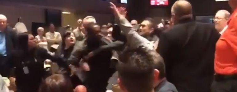 Crazy Fistfight Erupts at Talking Stick Casino