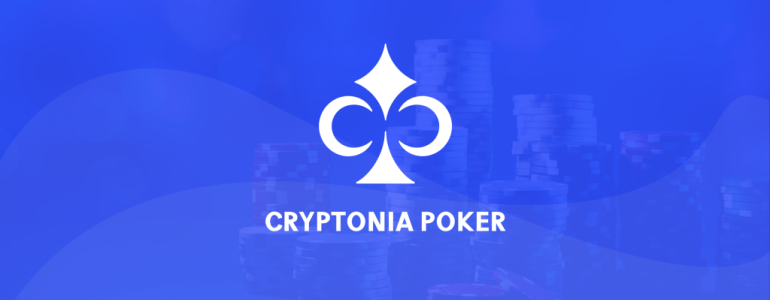 Cryptonia Poker is Set to Launch it's ICO
