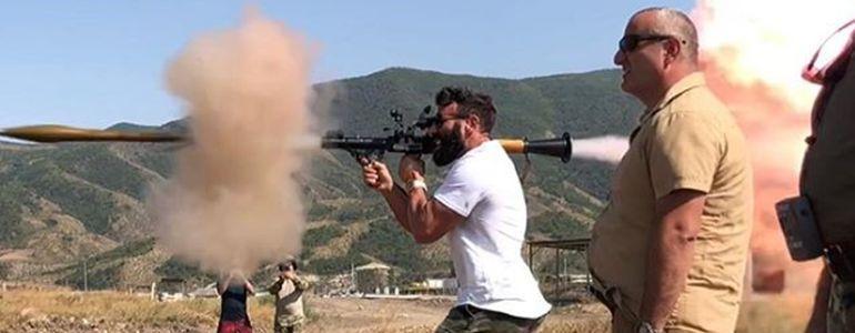 Dan Bilzerian Fighting Interpol Warrant