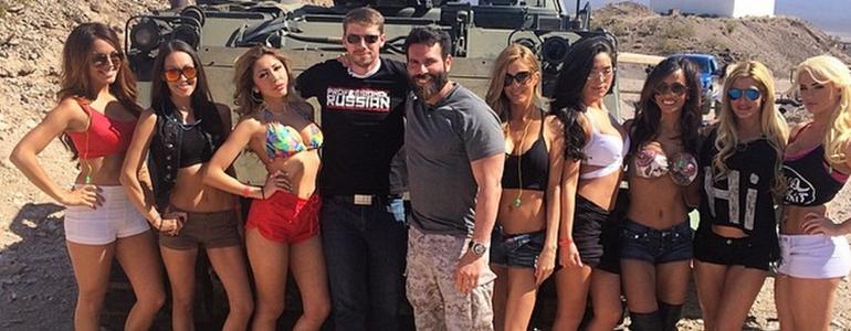 Dan Bilzerian's Social Media Accounts Hacked