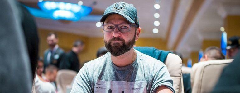 Daniel Negreanu Bet $400k that Phil Hellmuth Can't Beat $25K Buy-in Live Tournaments