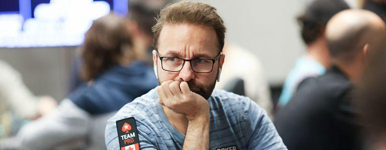 Daniel Negreanu Can't Take Higher Rake Jokes!