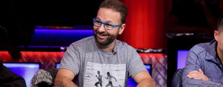 Daniel Negreanu Hits Trouble Selling Action for the World Series of Poker