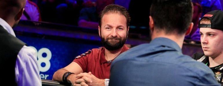 Daniel Negreanu's $8.7million Rollercoaster